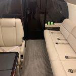 VHMXJ Rear Seating